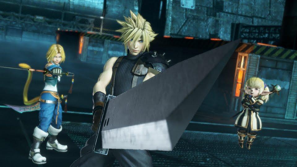 Dissidia Final Fantasy NT – 30hb Januari
