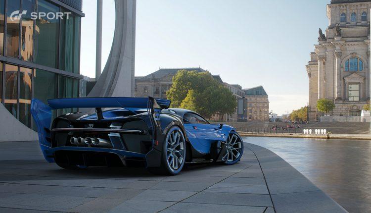 Gran Turismo Sport Will Support Split Screen Multiplayer And LAN Setups