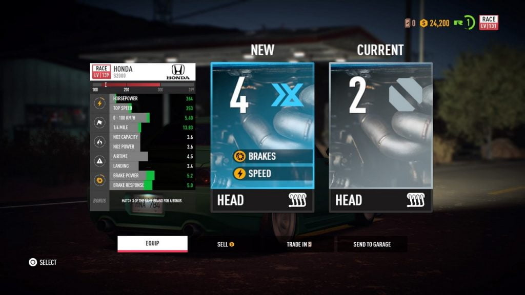 How the speed cards work in need for speed payback gamer matters a card can have none or up to three perks giving a significant boost to a specific stat category perks can stack up to six times per stat category gumiabroncs Gallery