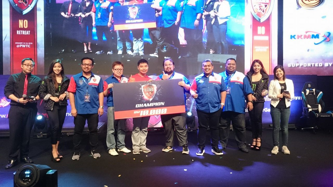 Chuan Bounced Back To Win Malaysia Cyber Games 2018 Street Fighter V
