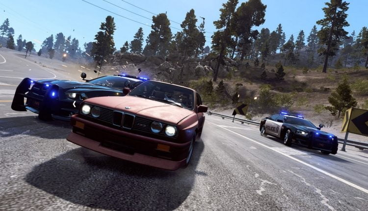 The Bmw M3 E30 Is Available In Need For Speed Payback For A Limited