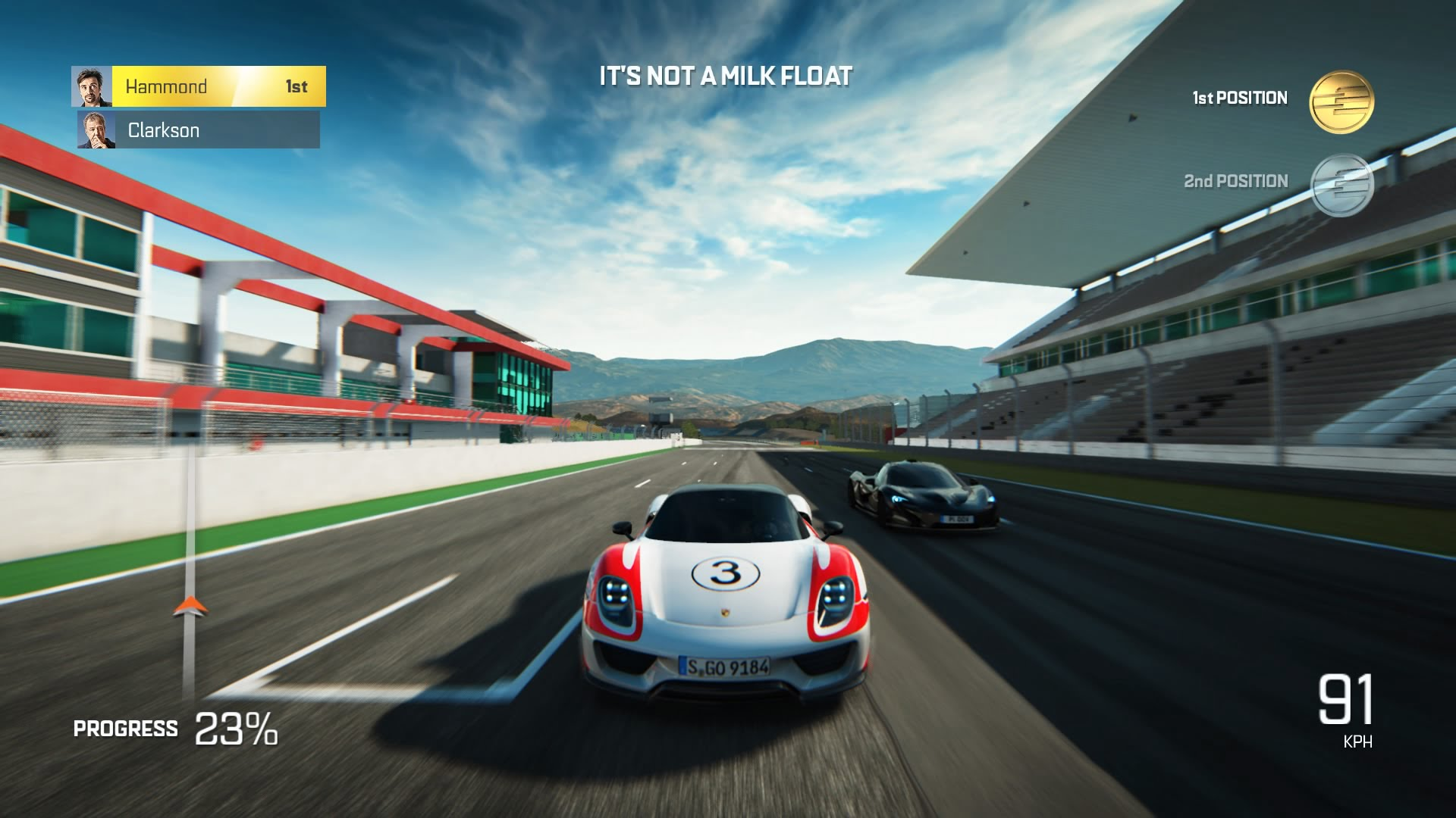 The Grand Tour Game Review Gamer Matters